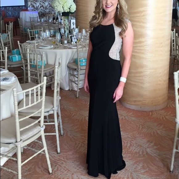 Xscape Dresses Black Size 4 Evening Gown From Nordstrom Poshmark